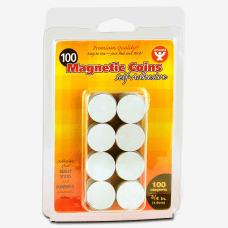 Hygloss Self Adhesive Magnetic Coins 08