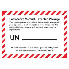 Tape Logic Preprinted Shipping Labels DL1398