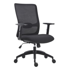 Lorell SOHO Collection Lifting Armrest Staff