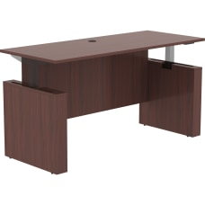 Lorell Essentials 72 Sit to Stand