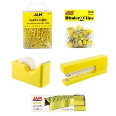 JAM Paper 5 Piece Office Starter