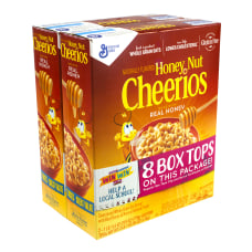 Honey Nut Cheerios 56 Oz Pack