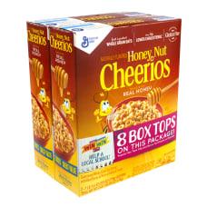 Honey Nut Cheerios 56 Oz Pack