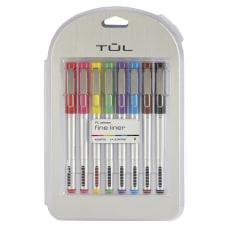 TUL Fine Liner Porous Point Pens
