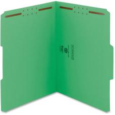Smead WaterShed CutLess Fastener Folders Letter