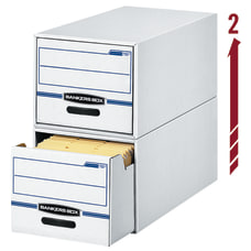 Bankers Box StorDrawer File 10 38