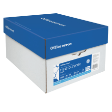 Office Depot Multi Use Paper Legal
