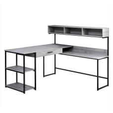 Monarch Specialties Corner Workstation Computer Desk