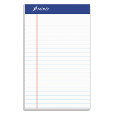 Ampad 100percent Recycled Writing Pad 5