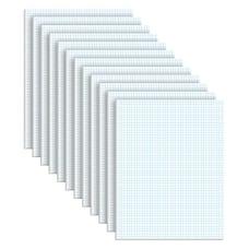 TOPS Quadrille Pads 5 x 5