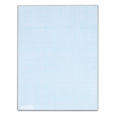 TOPS Quadrille Pads With Heavyweight Paper