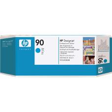 HP 90 Cyan Ink Printhead C5055A