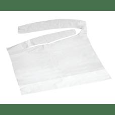 Medline Waterproof Plastic Bibs With Crumb
