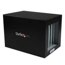 StarTechcom PCI Express to 4 Slot