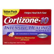 Cortizone 10 Maximum Strength Intensive Healing