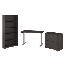 Bush Furniture Cabot 48 W Height