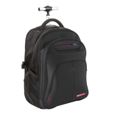 Swiss Mobility Purpose Overnight Backpack On