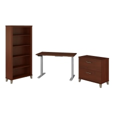 Bush Furniture Somerset 48 W Height