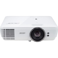 Acer H7850 DLP Projector 169 White