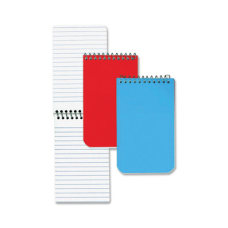 Rediform Wirebound Memo Notebooks 60 Sheets