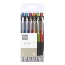 Office Depot Mechanical Pencils Soft Grip