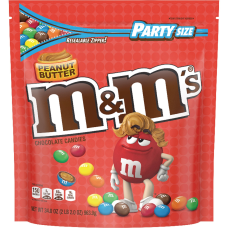 M Ms Peanut Butter Chocolate Candies