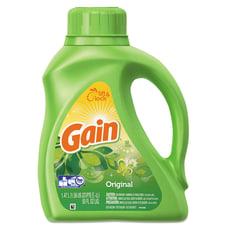 Gain Liquid Laundry Detergent Original 50