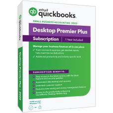 Intuit QuickBooks Desktop Premier Plus 2022