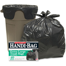 Webster Handi Bag Wastebasket Bags 33