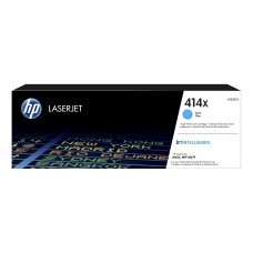 HP 414X High Yield Cyan Toner