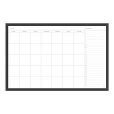 U Brands Magnetic Dry Erase Calendar