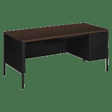 HON Metro Classic Right Pedestal Desk
