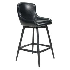 Zuo Modern Dresden Bar Chair Black