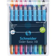 Schneider Slider Basic XB Ballpoint Pens