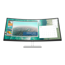 HP E344c 34 WQHD Curved Screen