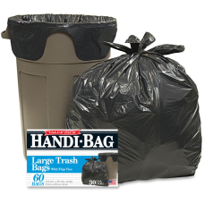 Webster Handi Bag Wastebasket Bags 30
