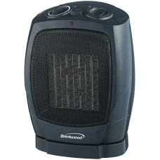 Brentwood H C1600 Convection Heater Ceramic