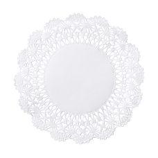 Hoffmaster Cambridge Lace Doilies 5 White