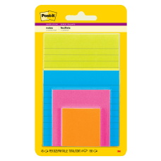 Post it Super Sticky Notes Multi