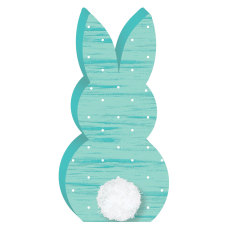 Amscan Easter Bunny Mini Standing Signs