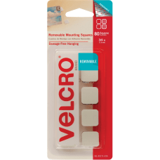 VELCRO Removable Mounting Tape 075 Length