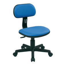 Office Star Student Task Chair Blue