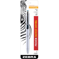 Zebra Pen 07mm Retractable Gel Pen