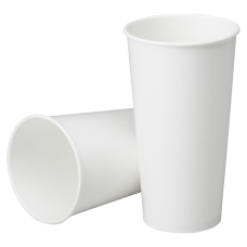 SKILCRAFT Disposable Paper Cups 21 Oz