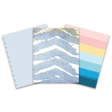 TUL Discbound Reversible Notebook Covers Letter