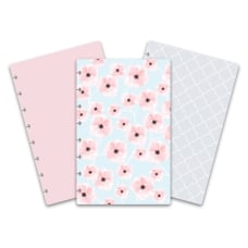 TUL Discbound Reversible Notebook Covers Junior