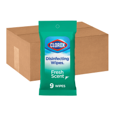 Clorox On The Go Disinfecting Wipes