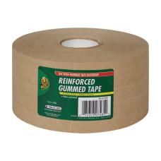 Duck Reinforced Kraft Gummed Paper Tape