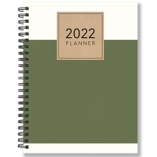 TF Publishing WeeklyMonthly Planner 8 x