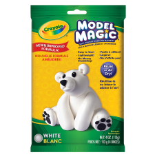 Crayola Model Magic 4 Oz White